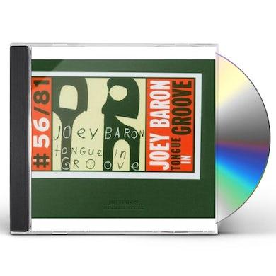 Joey Baron TONGUE IN GROOVE CD