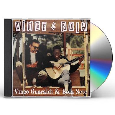 Vince Guaraldi VINCE & BOLA CD