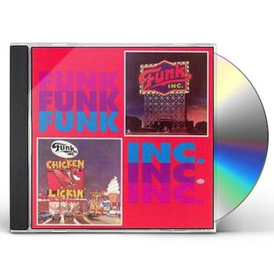Funk Inc CD