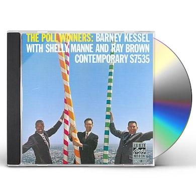 Barney Kessel POLL WINNERS CD