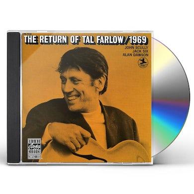 RETURN OF TAL FARLOW CD