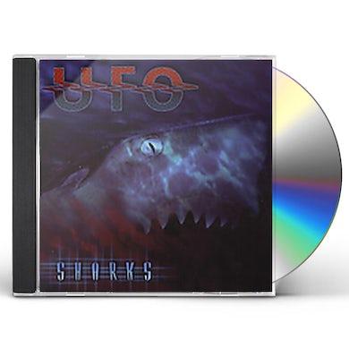 Ufo SHARKS CD