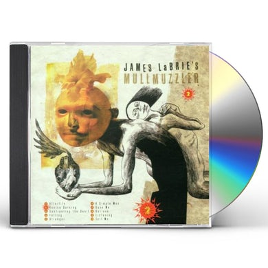 James Labrie MULLMUZZLER 2 CD