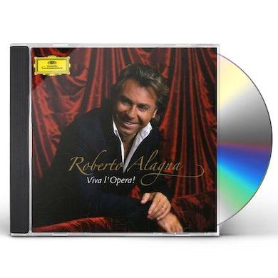 Roberto Alagna VIVA L'OPERA CD