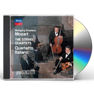 W.A. Mozart QUART. ARCHI N. 1-23 QUARTETTO ITALIANO CD
