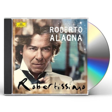 Roberto Alagna ROBERTISSIMO CD