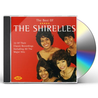 The Shirelles BEST OF CD