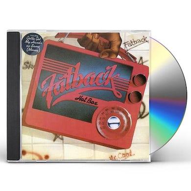 Fatback Band HOT BOX CD