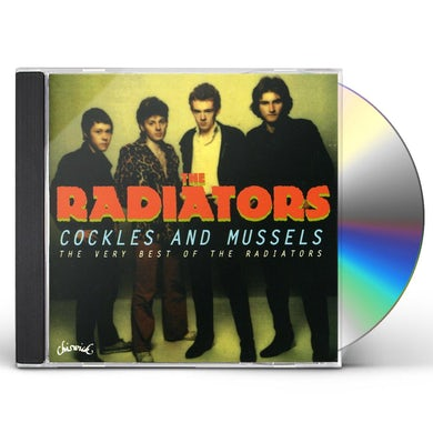 Radiators COCKLES & MUSSELS: VERY BEST OF CD