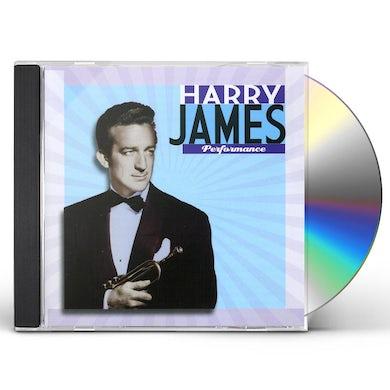 Harry James PERFORMANCE CD