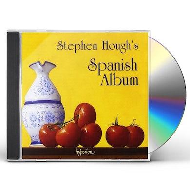 STEPHEN HOUGH'S SPANISH ALBUM CD