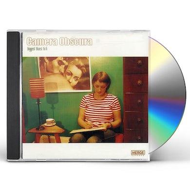 Camera Obscura BIGGEST BLUEST HI-FI CD