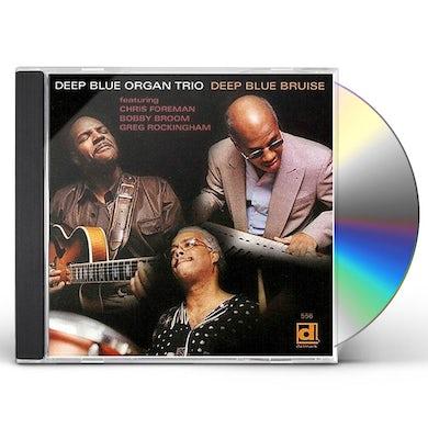 Deep Blue Organ Trio DEEP BLUE BRUISE CD