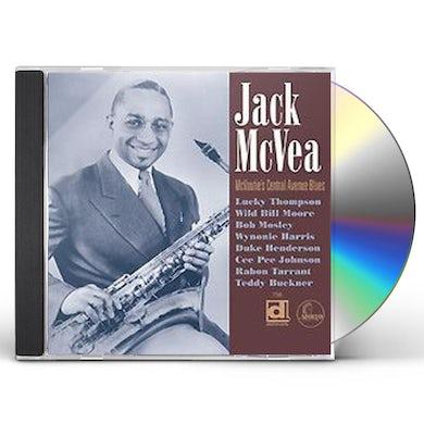 MCVOUTIE'S CENTRAL AVENUE BLUES CD