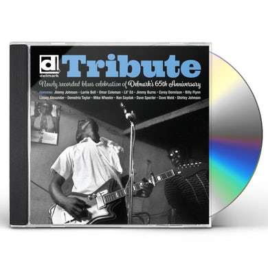 TRIBUTE: DELMARK'S 65TH ANNIVERSARY / VARIOUS CD