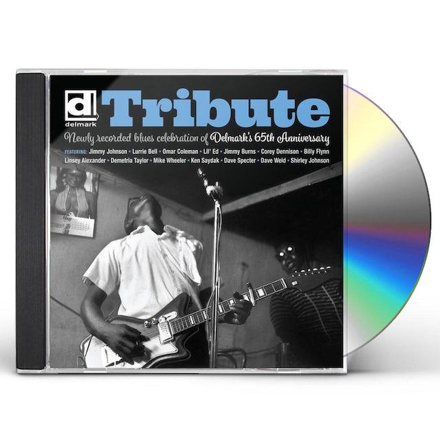 Tribute: Delmark'S 65Th Anniversary / Various