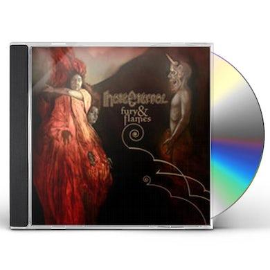 Hate Eternal FURY & FLAMES CD