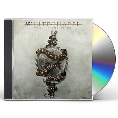 Whitechapel MARK OF THE BLADE CD