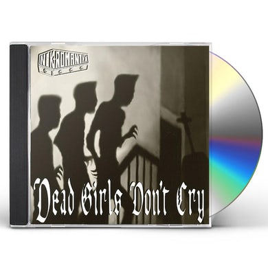 Nekromantix DEAD GIRLS DON'T CRY CD