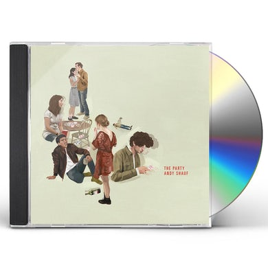 Andy Shauf PARTY CD