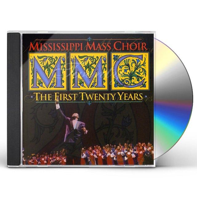 Mississippi Mass Choir FIRST TWENTY CD