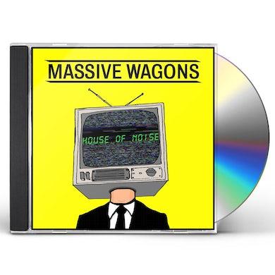 MASSIVE WAGONS House Of Noise CD