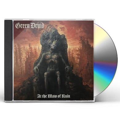 Green Druid At The Maw Of Ruin CD