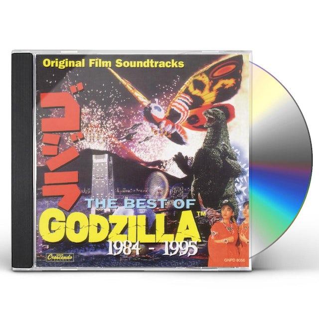 Best Of Godzilla 1984-1995 / O.S.T. CD