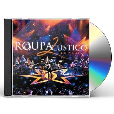 Roupa Nova ACUSTICO 2 CD