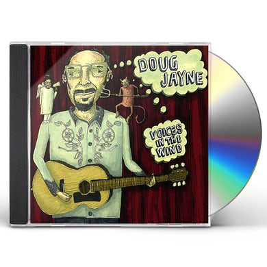 Doug Jayne VOICES IN THE WIND CD
