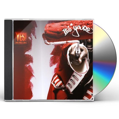 K-Os YES! IT'S YOURS (FAN REMIX ALBUM) CD