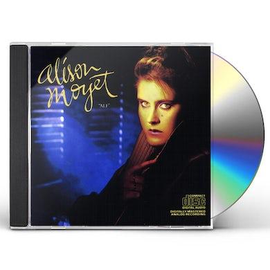 Alison Moyet ALF CD