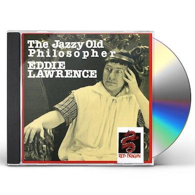Eddie Lawrence JAZZY OLD PHILOSPHER CD