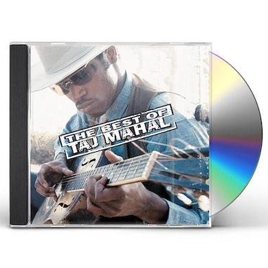 BEST OF TAJ MAHAL CD
