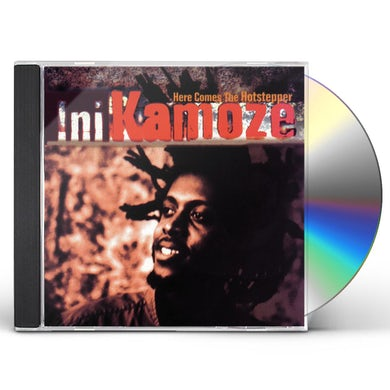 Ini Kamoze HERE COMES THE HOTSTEPPER CD