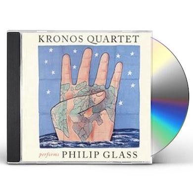 Kronos Quartet PERFORMS PHILIP GLASS CD