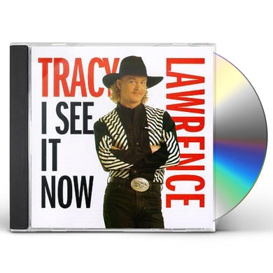 Tracy Lawrence I SEE IT NOW CD