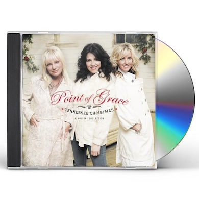 Point Of Grace TENNESSEE CHRISTMAS: A HOLIDAY COLLECTION CD