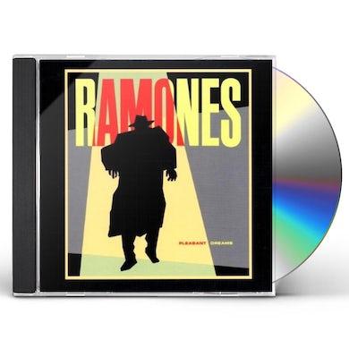 Ramones PLEASANT DREAMS CD