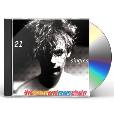 The Jesus and Mary Chain 21 SINGLES CD