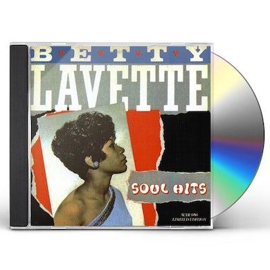 Bettye Lavette  SOUL HITS CD