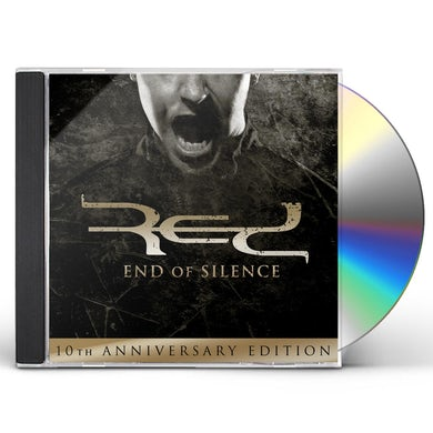Red END OF SILENCE: 10TH ANNIVERSARY EDITION CD
