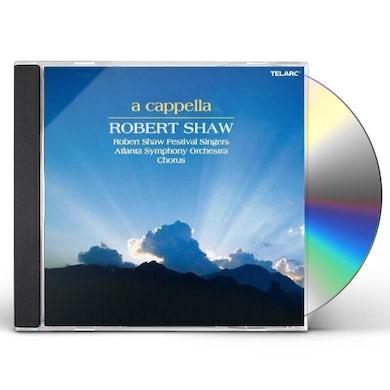Robert Shaw A CAPELLA CD