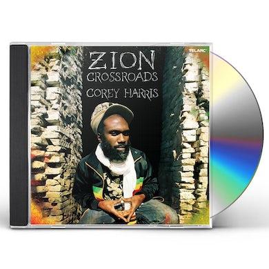 Corey Harris ZION CROSSROADS CD