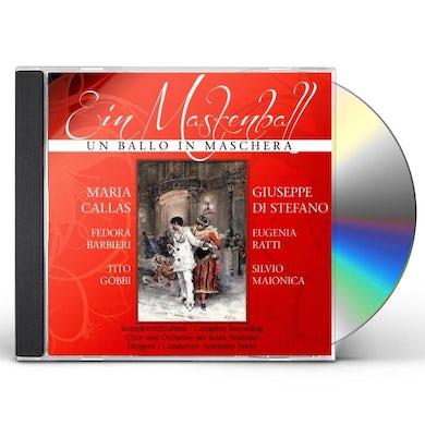 G. Verdi EIN MASKENBALL/UN BALLO IN MAS CD