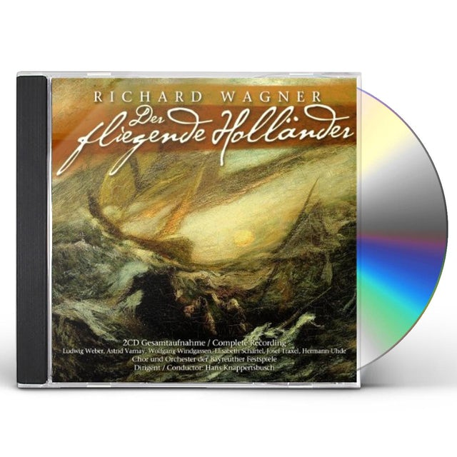 Richard Wagner DER FLIEGENDE HOLLANDER CD