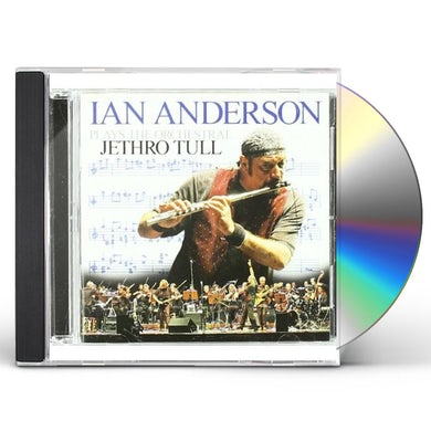 Ian Anderson PLAYS THE ORCHESTRAL JETHRO TULL CD