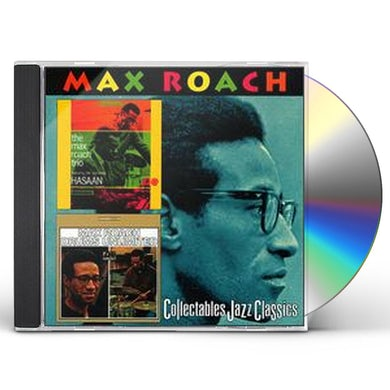 Max Roach LEGENDARY HASAAN / DRUMS UNLIMITED CD