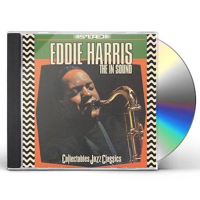 Eddie Harris IN SOUND CD