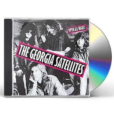 Georgia Satellites OPEN ALL NIGHT CD